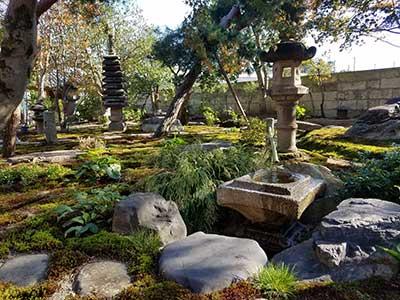造園の写真